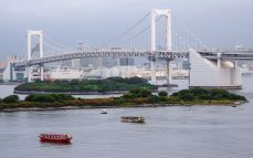 Rainbow Bridge, Odaiba
