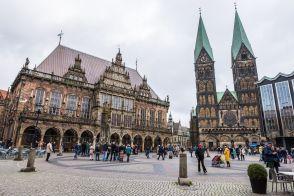 Piața Primăriei, Bremen