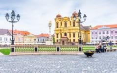 City break - Timișoara, România