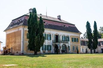 Palatul Bruckenthal Avrig - România