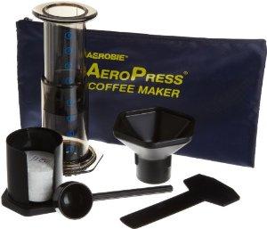 Aerobie AeroPress Coffee Maker with Tote Bag