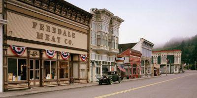 העיירות היפות באמריקה The Most Beautiful Towns in America