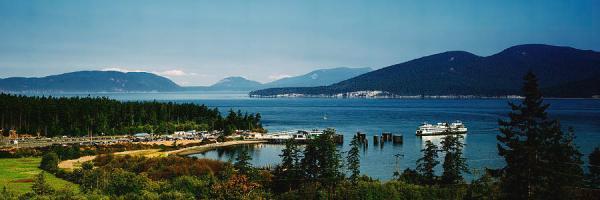 הדברים הטובים של מדינת וושינגטון Washington State Best Places