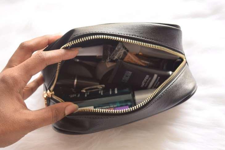 travel makeup bag | travel beauty blog | makeup bags | travel essentials | makeup bag travel essentials | whats in my makeup bag