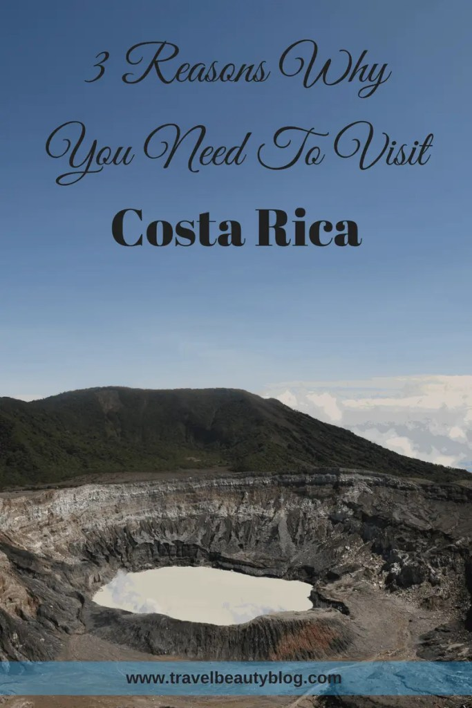 Costa Rica | Weekend in San Jose Costa Rica | Travels | Poas Volcano | Travel Beauty Blog