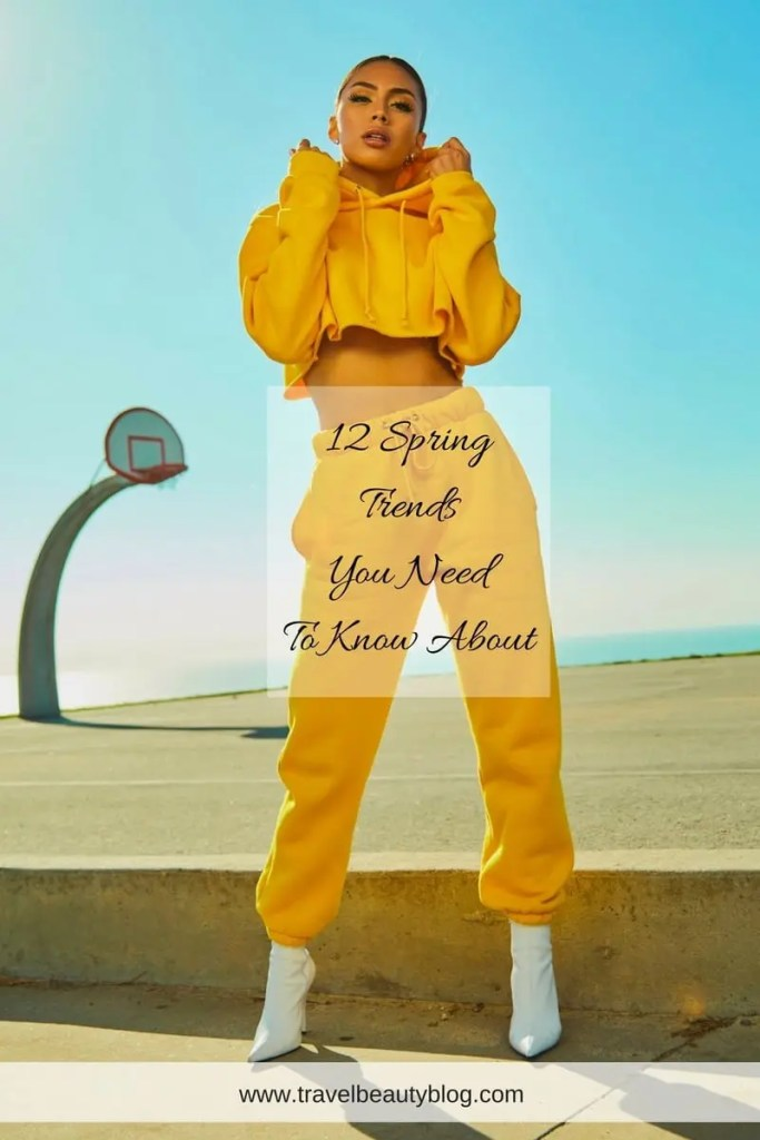 Spring Trends You Need To Know About | Spring 2018 | Spring Trends | Spring Fashion | What's wearing for spring 2018 | Fashion inspiration | Spring Outfits | Travel Beauty Blog | Spring 2018