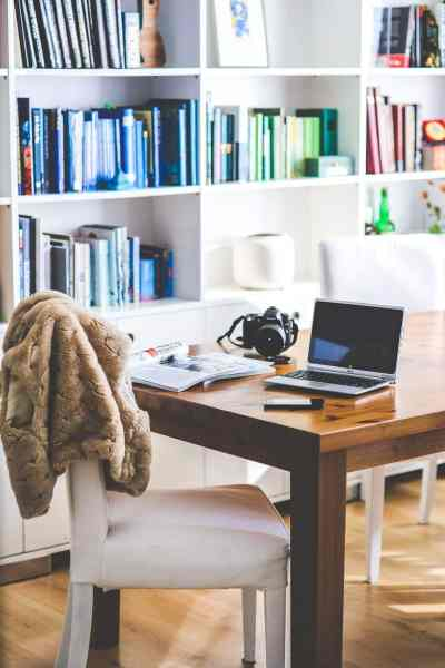 Practical Office | How To Create A Practical Office With Limited Space | Home Office | How To Create A Home Office | Office Space | Working Space | Work Desk | Working From Home | Practical Home Office | Low Budget Home Office | Travel Beauty Blog