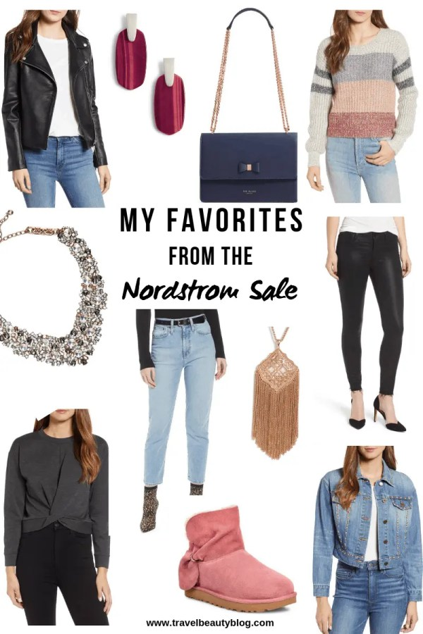 Nordstrom Sale | My Favorites From The Nordstrom Sale | Shopping | Winter Basics | Building A Capsule Wardrobe | Winter Wardrobe | Travel Beauty Blog
