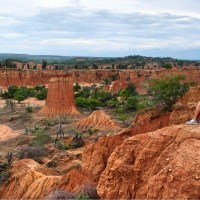 Tatacoa Desert, Huila:  Traipsing In the Valley of Sorrows In Colombia