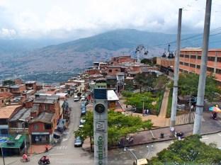 Streetview at Santo Domingo Savio