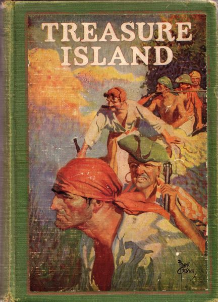 Before Treasure Island  Travel Between The Pages
