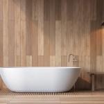 Différentes façons d'intégrer le bois dans votre salle de bain