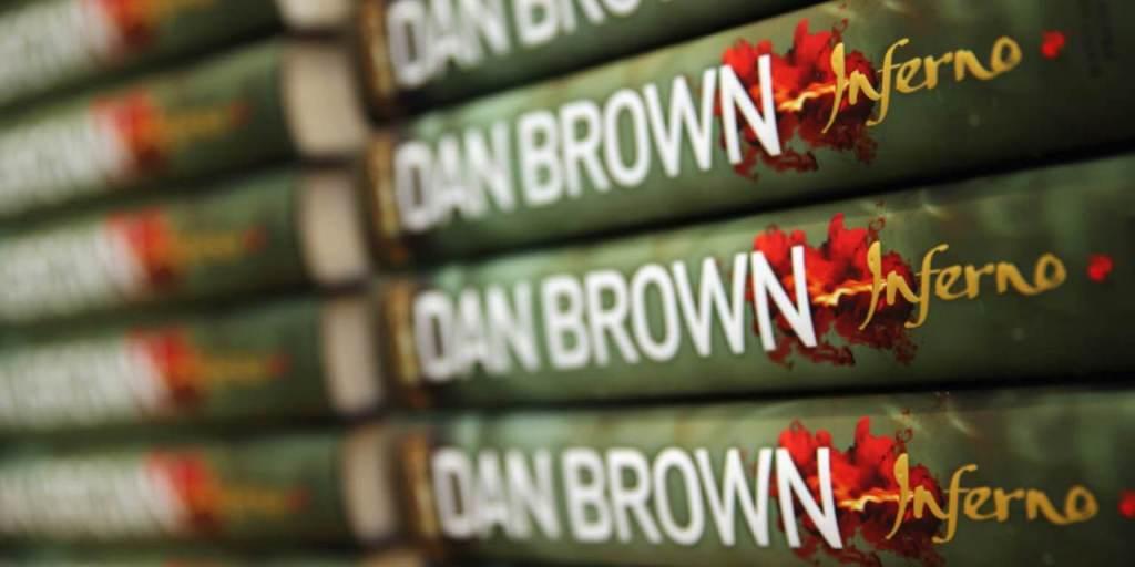 livre dan brown inferno