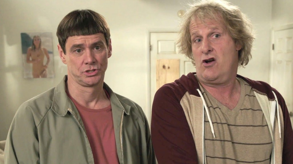 dumb dumber dvd film