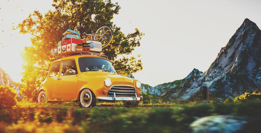 Conseils pour voyager avec sa voiture