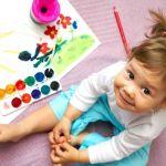 Apprendre des idées de couleurs pour que les enfants les forment