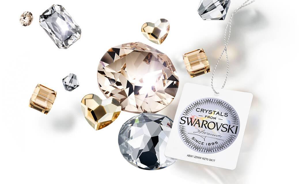 choisir d'Offrir un bijou Swarovski pour faire plaisir