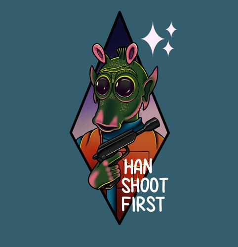 han shoot first