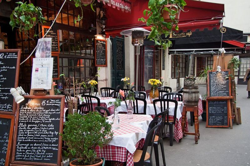 parisian restaurants in paris