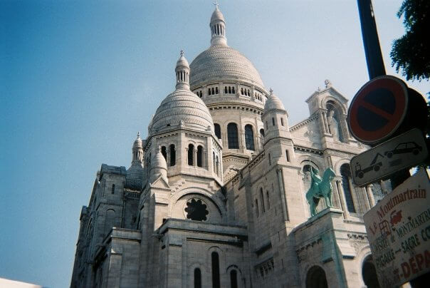 sacre coeur church paris