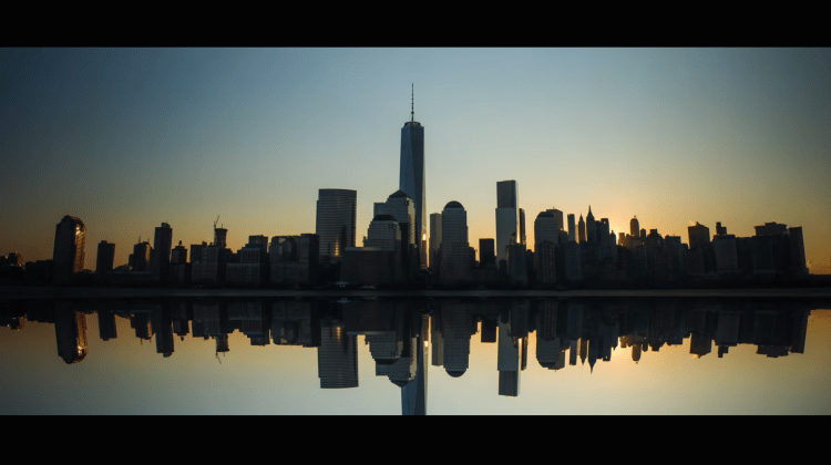 New York drone video by Expedia