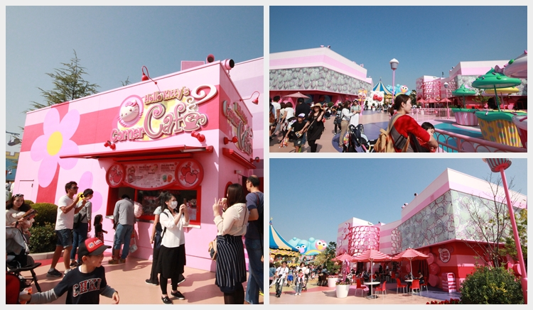 Hello Kitty USJ