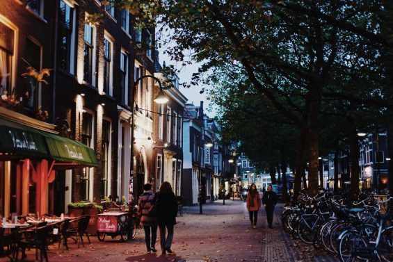 Dream Destination Netherlands Day 1 - Delft - night 1