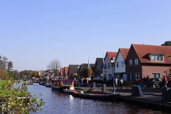Dream Destination Netherlands Day 4 - Giethoorn - town 4