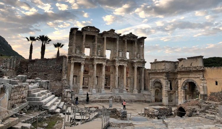 Dream Destination Turkey Day 2 - Ephesus 1