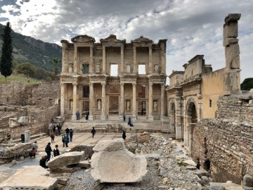 Dream Destination Turkey Day 2 - Ephesus 2