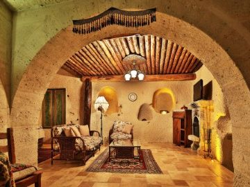 Dream Destination Turkey Day 4-6 - Cappadocia - Cappadocia Cave Suites Boutique Hotel 2