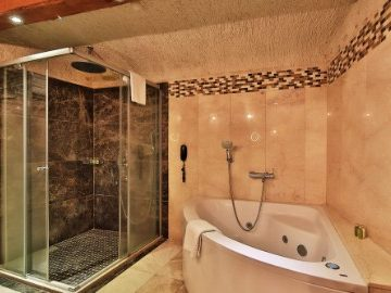 Dream Destination Turkey Day 4-6 - Cappadocia - Cappadocia Cave Suites Boutique Hotel 3