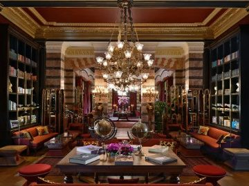 Dream Destination Turkey Day 9 - Istanbul - Pera Palace Hotel 4