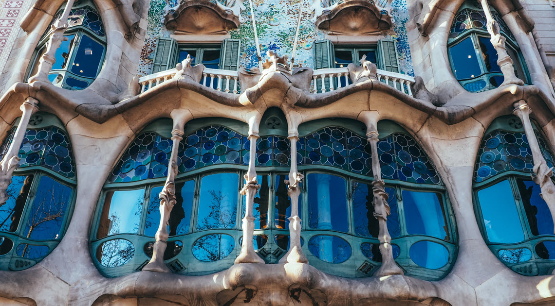 Dream Destination Spain - Day 4 - Barcelona - Casa Batlló
