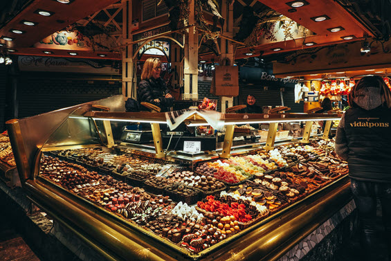Dream Destination Spain - Day 6 - Barcelona - Mercado de la Boqueria 4