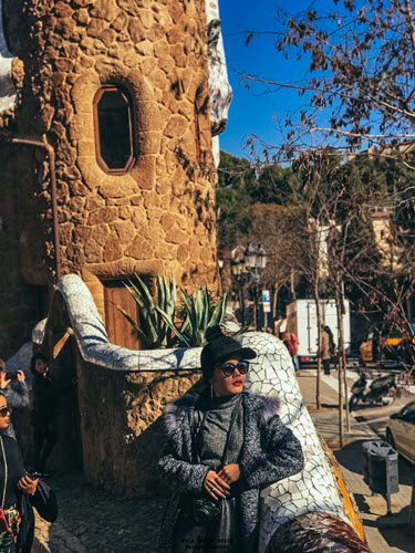 Dream Destination Spain - Day 6 - Barcelona - Park Guell 12