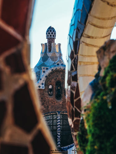 Dream Destination Spain - Day 6 - Barcelona - Park Guell 13