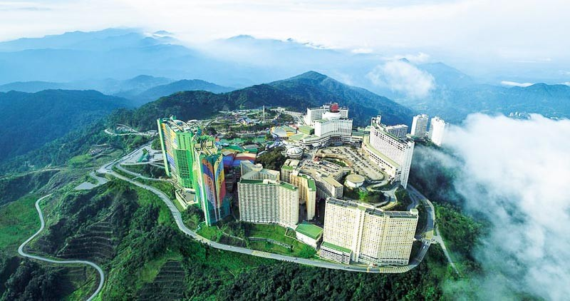 first-world-genting-aerial-view