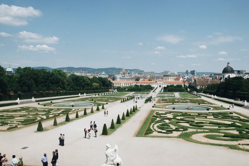 Belvedere views