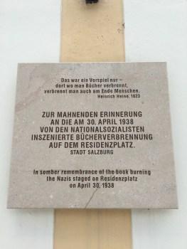 book burning memorial