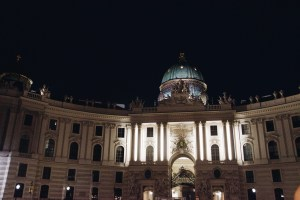vienna at night