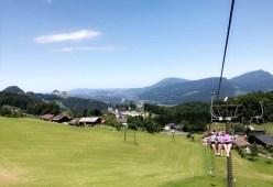 Skilift to Rodelbahn