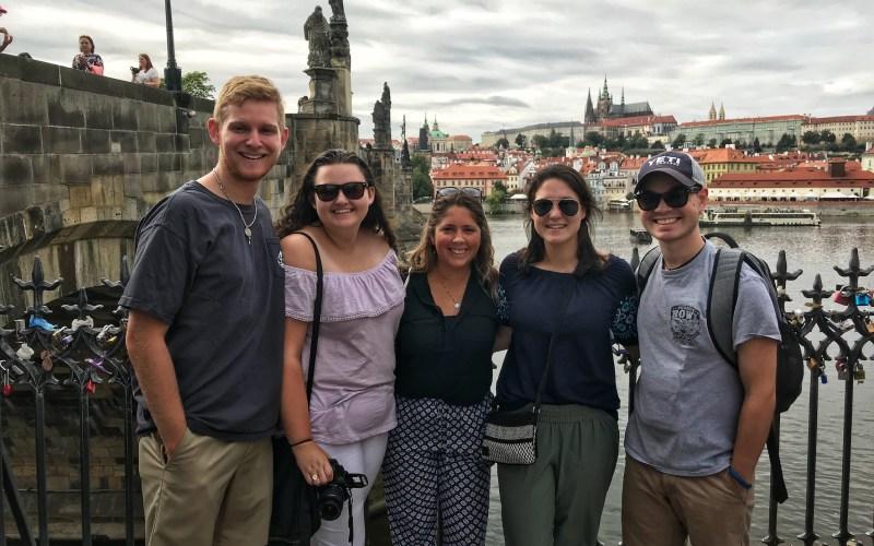 Bridge Views with Students