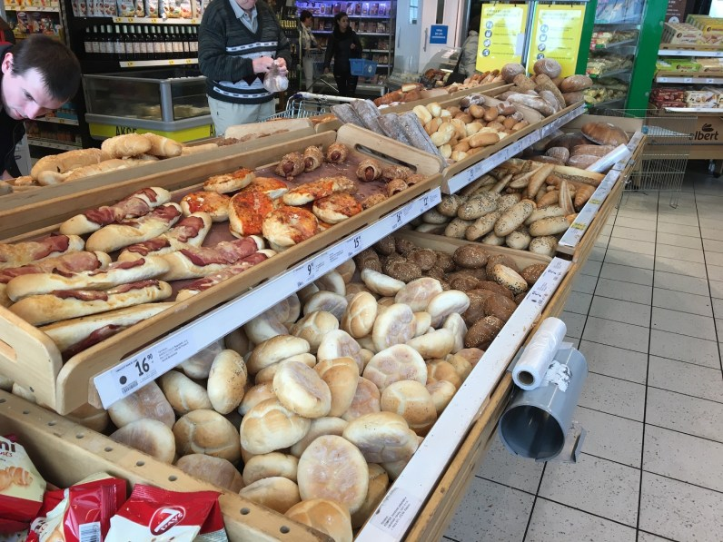 Breads at Albert's Bakery