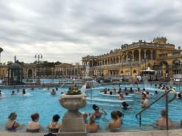 baths in budapest