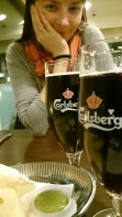 dark Carlsberg? don't mind if I do :)