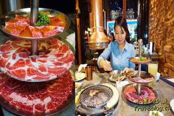 台中美食》KAKO KAKO日韓燒肉大口吃肉!一起吃燒肉聚餐吧!Prime牛肉軟嫩飽滿肉汁!絕對飽到你不要不要!(已歇業!)