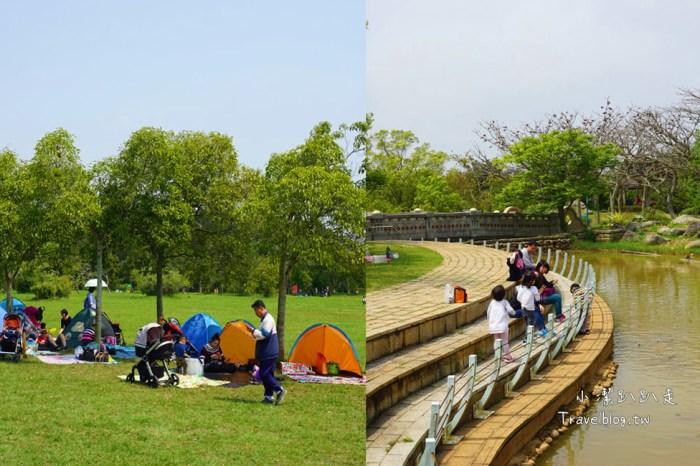 台中西屯景點》台中都會公園 免門票!全家一起去野餐!草地.騎單車.放風箏.溜小孩.踏青.露營.健行最佳去處!