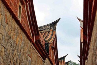 ▌遊記▌穿越時空遇見傳統閩式建築風采.金門山后民俗文化村