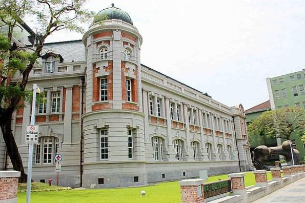 【台南】異國情調小確幸!買一張高鐵票~也可以遊一趟歐洲!國立台灣文學館